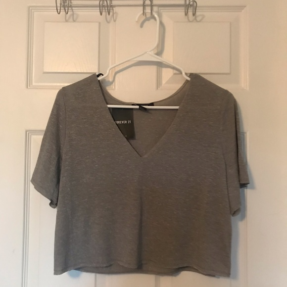 Forever 21 Tops - NWT Forever21 knit crop top